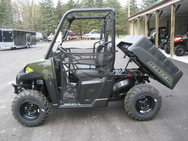 2020 Polaris Ranger 570 - Sage Green at Fort Fremont Marine