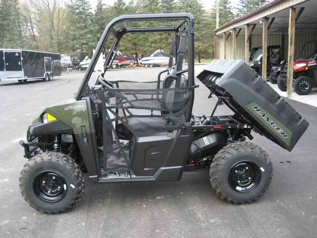 2020 Polaris Ranger 570 - Sage Green at Fort Fremont Marine