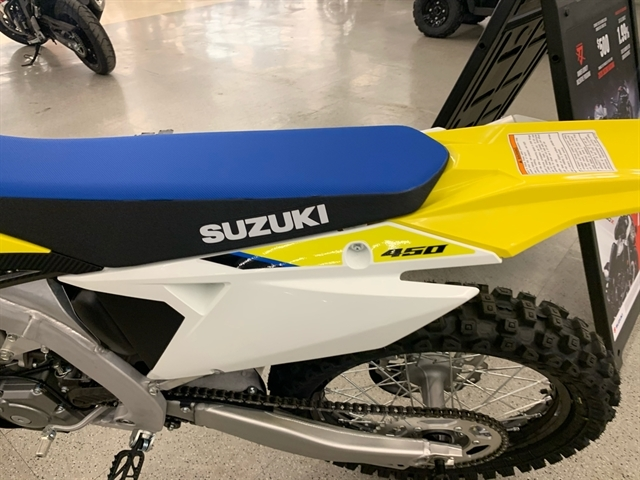 2020 Suzuki RM-Z 450 at Columbia Powersports Supercenter