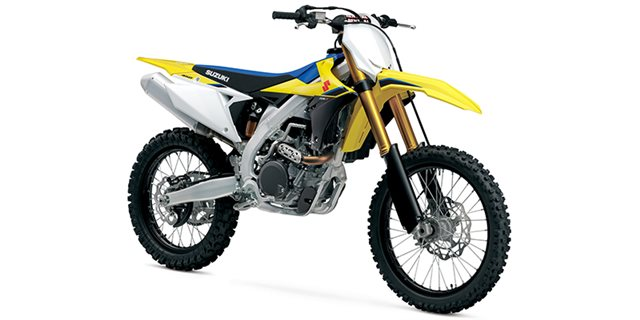 2020 Suzuki RM-Z 450 at Columbia Powersports Supercenter