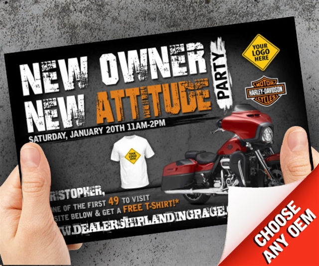 2018 ANYTIME New Owner, New Attitude Powersports at PSM Marketing - Peachtree City, GA 30269