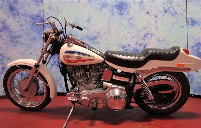 1971 Harley Davidson FX at #1 Cycle Center Harley-Davidson
