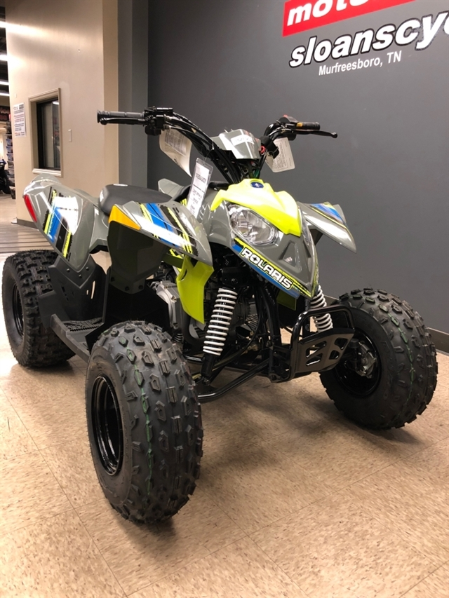 2019 Polaris Outlaw 110 EFI at Sloans Motorcycle ATV, Murfreesboro, TN, 37129