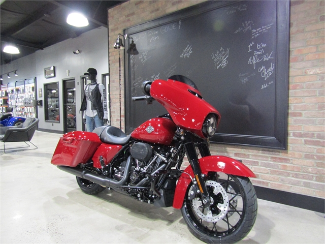 2021 Harley-Davidson Grand American Touring Street Glide Special at Cox's Double Eagle Harley-Davidson