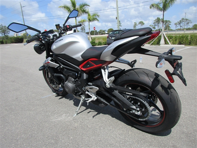 2019 Triumph Street Triple R at Fort Myers