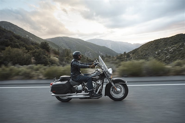 2020 Harley-Davidson Softail Heritage Classic at Zips 45th Parallel Harley-Davidson