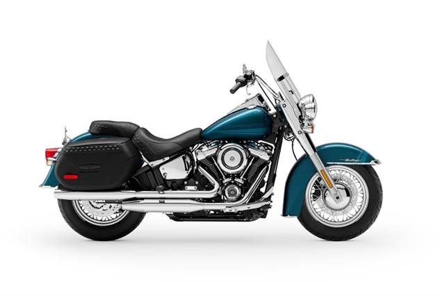 2020 Harley-Davidson Softail Heritage Classic at Zips 45th Parallel Harley-Davidson