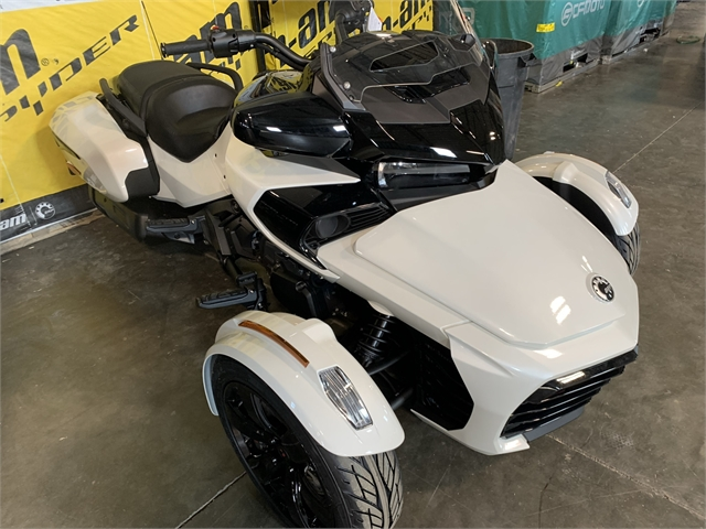 2021 Can-Am Spyder F3 T at Star City Motor Sports