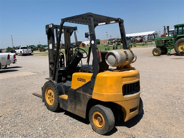 0 Daewoo G20S-3 at Keating Tractor