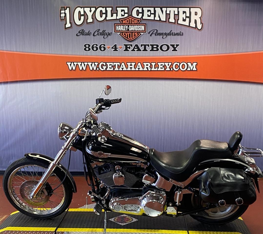 2003 Harley-Davidson FXSTDI at #1 Cycle Center Harley-Davidson