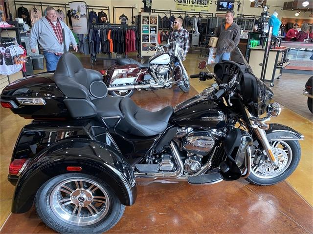 2021 Harley-Davidson Trike FLHTCUTG Tri Glide Ultra at Gold Star Harley-Davidson