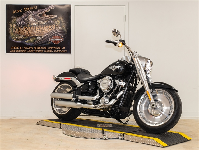 2018 Harley-Davidson Softail Fat Boy at Mike Bruno's Northshore Harley-Davidson