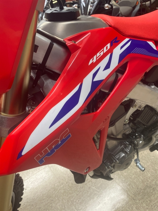 2022 Honda CRF 450R at Sloans Motorcycle ATV, Murfreesboro, TN, 37129