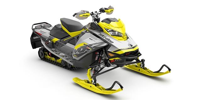 2018 Ski-Doo MXZ X-RS 850 E-TEC at Hebeler Sales & Service, Lockport, NY 14094
