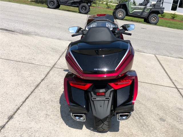 2021 Honda Gold Wing Tour Airbag Automatic DCT Tour Airbag Automatic DCT at Powersports St. Augustine