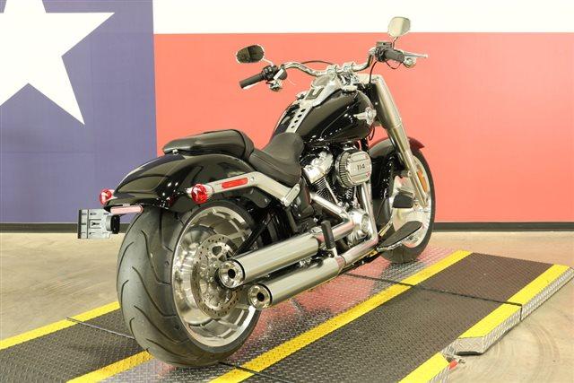 2020 Harley-Davidson FLFBS - Softail Fat Boy 114 at Texas Harley