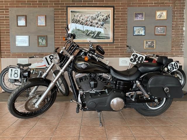 2015 Harley-Davidson Dyna Wide Glide at South East Harley-Davidson