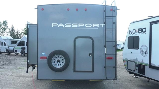 2021 Keystone RV Passport SL 221BH 221BH at Prosser's Premium RV Outlet