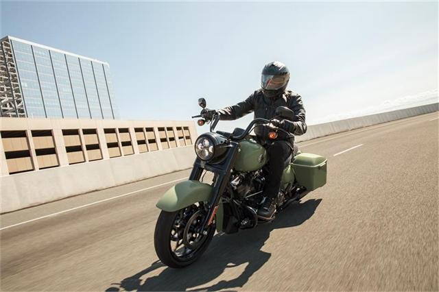 2021 Harley-Davidson Touring FLHRXS Road King Special at Williams Harley-Davidson