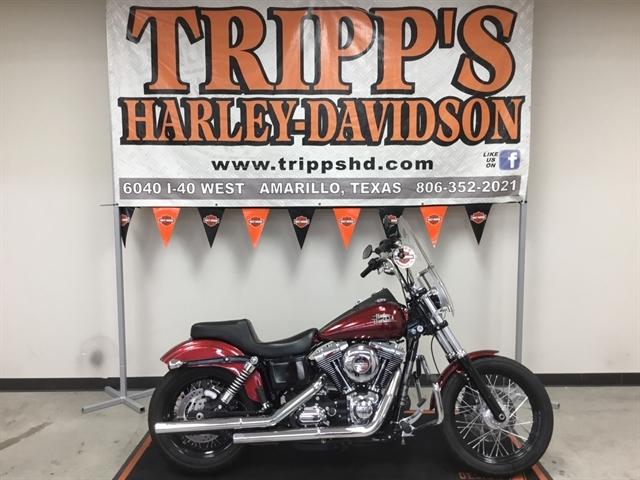2013 Harley-Davidson Dyna Street Bob at Tripp's Harley-Davidson