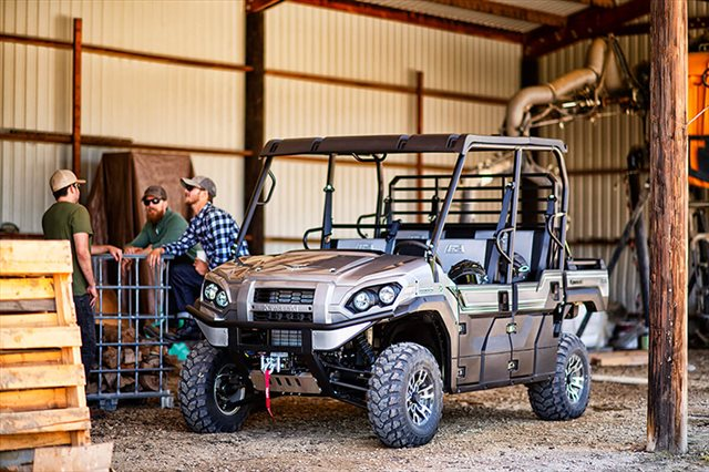 2021 Kawasaki Mule PRO-FXT Ranch Edition at Wild West Motoplex