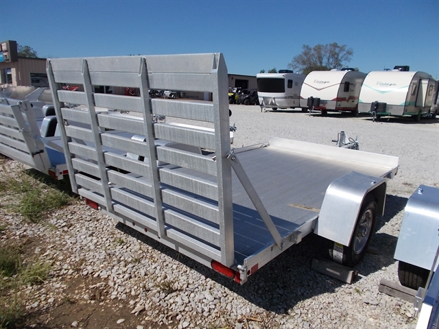 2020 Aluma 7210 Single Axle Utility Trailer at Nishna Valley Cycle, Atlantic, IA 50022
