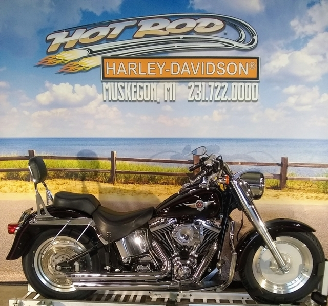 2002 Harley-Davidson FLSTF at Hot Rod Harley-Davidson