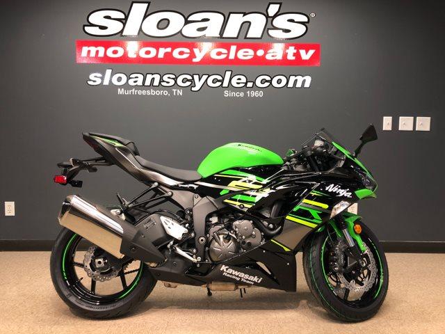 2019 Kawasaki Ninja ZX-6R ABS KRT Edition at Sloan's Motorcycle, Murfreesboro, TN, 37129