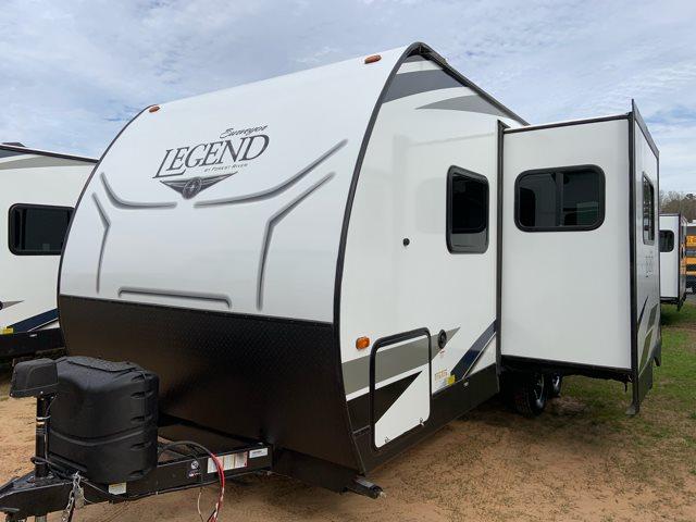 2019 Forest River Surveyor Legend 240BHLE 240BHLE at Campers RV Center, Shreveport, LA 71129