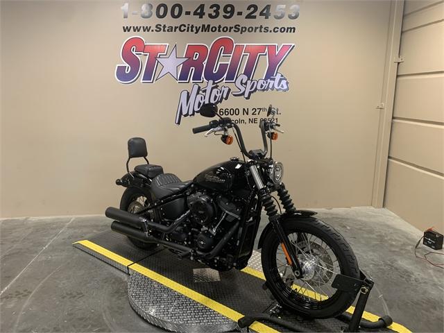 2019 Harley-Davidson Softail Street Bob at Star City Motor Sports