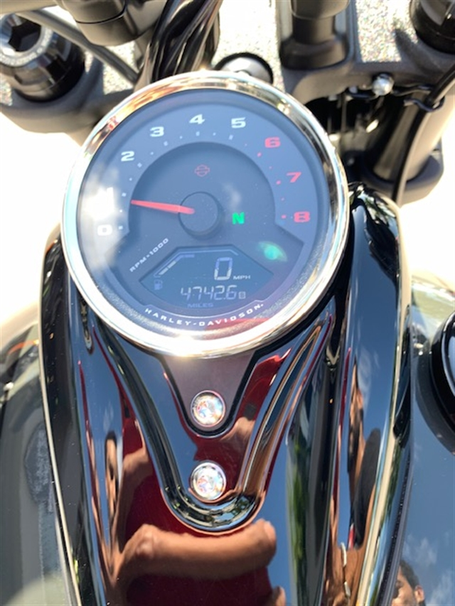 2018 Harley-Davidson Softail Fat Bob 114 at Fort Lauderdale