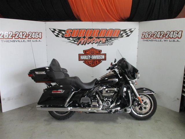 2018 HD FLHTCU at Suburban Motors Harley-Davidson