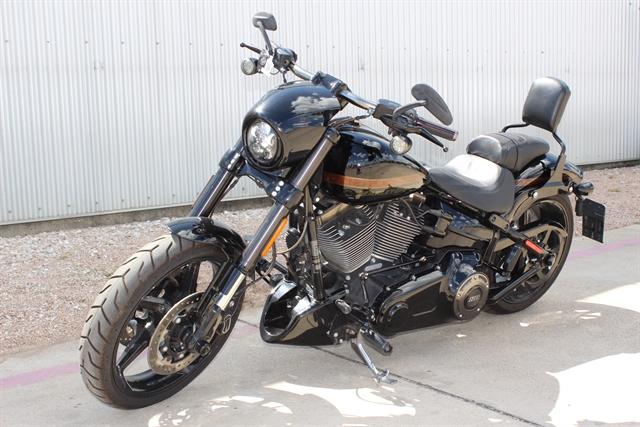 2016 Harley-Davidson Softail CVO Pro Street Breakout at Gruene Harley-Davidson
