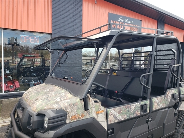 2019 Kawasaki Mule PRO-FXT EPS Camo at Thornton's Motorcycle - Versailles, IN