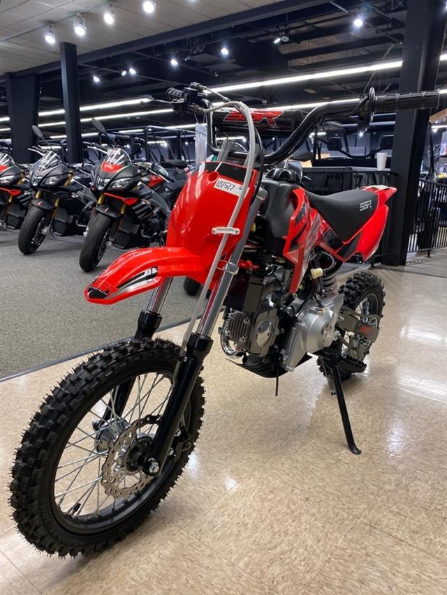 2021 SSR SR125 AUTO SRN125AUTO-21-RD at Sloans Motorcycle ATV, Murfreesboro, TN, 37129