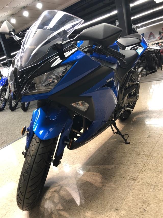 2017 Kawasaki Ninja 300 ABS at Sloans Motorcycle ATV, Murfreesboro, TN, 37129