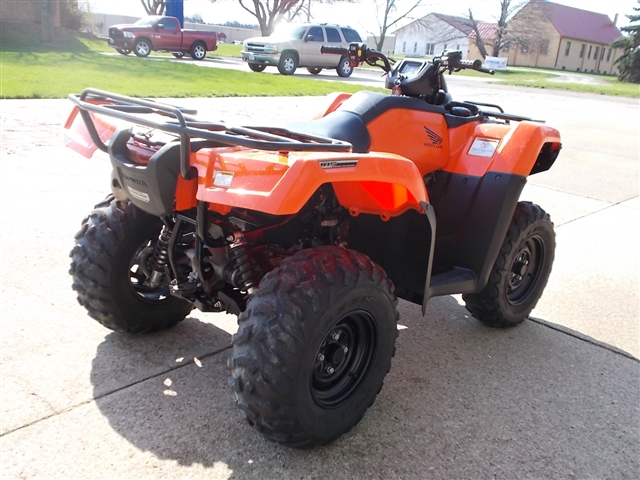 2015 Honda FourTrax Rancher 4X4 Automatic DCT IRS EPS at Nishna Valley Cycle, Atlantic, IA 50022