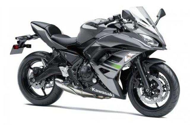 2018 Kawasaki Ninja 650 ABS at Kawasaki Yamaha of Reno, Reno, NV 89502