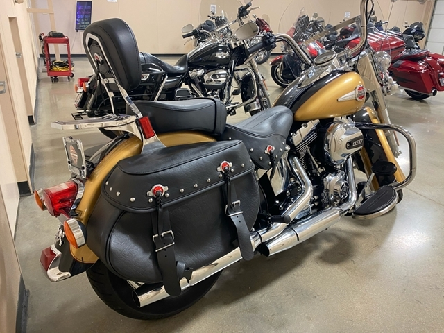 2017 Harley-Davidson Softail Heritage Softail Classic at Bumpus H-D of Jackson