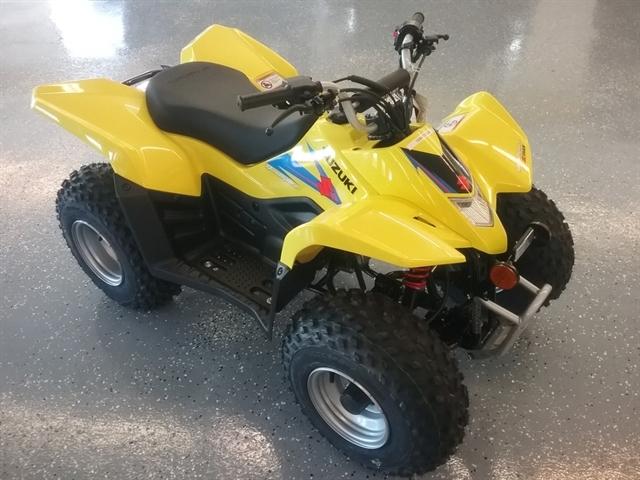2020 Suzuki QuadSport Z50 at Thornton's Motorcycle - Versailles, IN