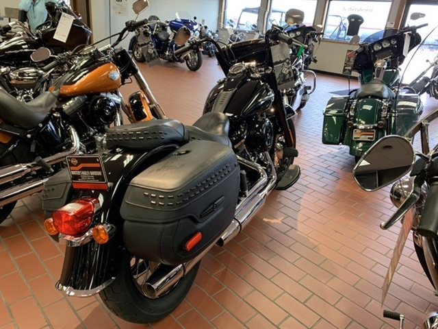 2018 Harley-Davidson Softail Heritage Classic at Rooster's Harley Davidson