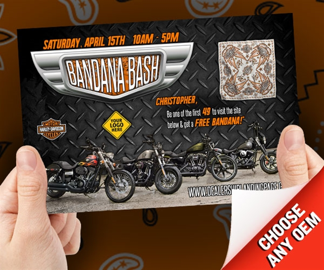 2018 ANYTIME Bandana Bash Powersports at PSM Marketing - Peachtree City, GA 30269