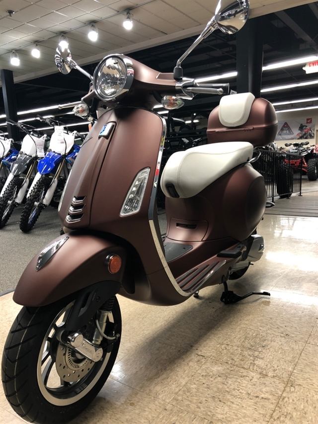 2019 Vespa PRIMAVERA 150 4T4V PRIMAVERA 150 4T4V at Sloans Motorcycle ATV, Murfreesboro, TN, 37129