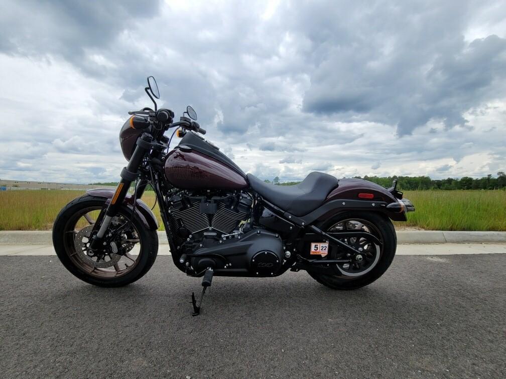 2021 Harley-Davidson Cruiser Low Rider S at Richmond Harley-Davidson