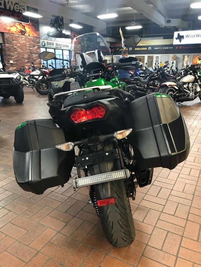2020 Kawasaki Versys 1000 SE LT+ at Wild West Motoplex