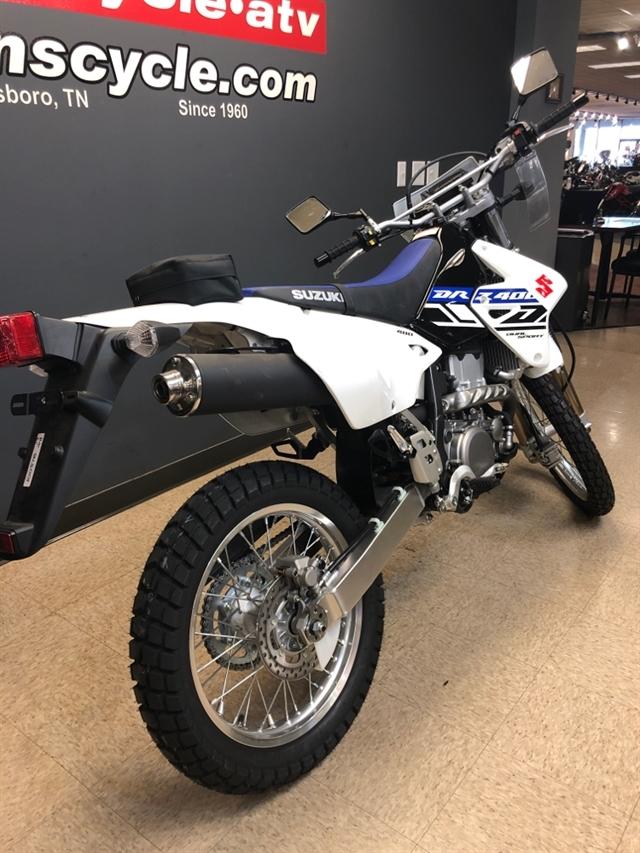 2019 Suzuki DR-Z 400S Base at Sloans Motorcycle ATV, Murfreesboro, TN, 37129