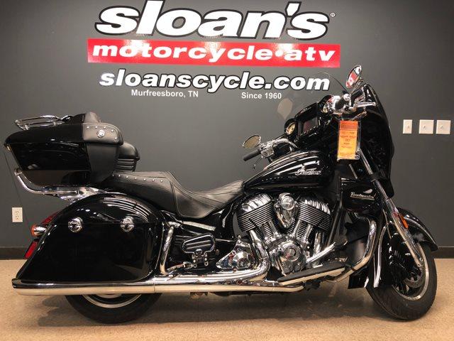 2017 Indian Roadmaster Base at Sloan's Motorcycle, Murfreesboro, TN, 37129