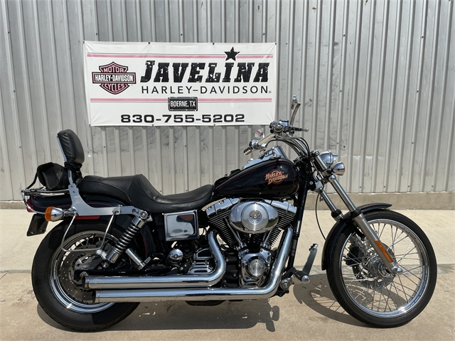 2001 Harley-Davidson FXDWG at Javelina Harley-Davidson