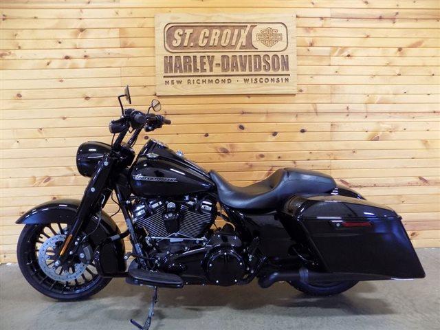 2017 Harley-Davidson Road King Special at St. Croix Harley-Davidson