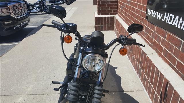 2019 Harley-Davidson Sportster Iron 883™ at Harley-Davidson® of Atlanta, Lithia Springs, GA 30122